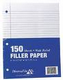 LOOSE LEAF REFILL PAPER