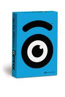 OPTIX COLOURS ZULI BLUE A4 80GSM COLOURED COPY PAPER