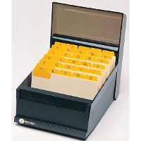 SYSTEM CARD DIVIDERS 5X3 A-Z/ 1-31 MANILLA