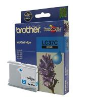 BROTHER LC37C CYAN INK CART. DCP145C, DCP165C, MFC250C, MFC290C