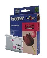 BROTHER LC37M MAGENTA INK CART. DCP145C, DCP165C, MFC250C, MFC290C