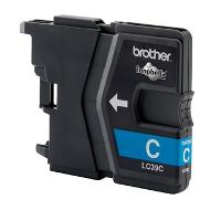 BROTHER LC39C CYAN INK CART. DCP-J125, DCPJ315W, MFC-J220, MFJ265W