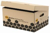 MARBIG 80022 ARCHIVE BOX & ATTACHED LID
