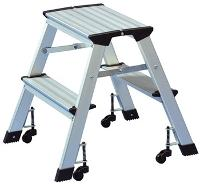 WEDO LADDER MOBILE 2 STEP 150KG CAPACITY