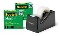 SCOTCH 3M 810-K2-C28B 19mmx25m MAGIC TAPE PKT2 - DISCONTINUED NOT AVAILABLE