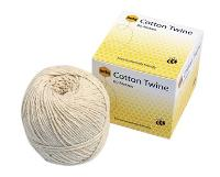 MARBIG STRING TWINE COTTON 80m