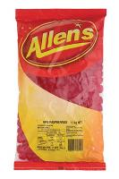 ALLENS CONFECTIONERY RIPE RASPBERRIES  1.3kg