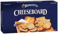 ARNOTTS CHEESEBOARD ASSORTED 250gr