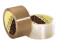 SCOTCH 3M PACKAGING TAPE 370 48mmx75m TAN GENERAL