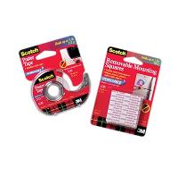 SCOTCH 3M 109 WALL SAVER REMOVABLE POSTER TAPE DISPENSER 523701