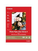 CANON PP-201 A4 260GSM GLOSSY PHOTO PAPER PLUS PKT20