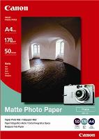 CANON MP101 A4 170GSM MATTE PHOTO PAPER PKT50