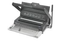 GBC BINDING MACHINE 420 MANUAL WIRE COILS COMBS