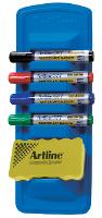 ARTLINE WHITEBOARD MARKER MAGNETIC CADDY