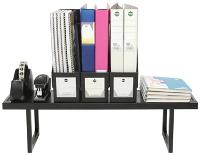 MARBIG MODULAR SHELF ENVIRO BLACK