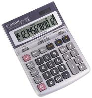 CANON CALCULATOR HS1200RS CHECK & CORRECT