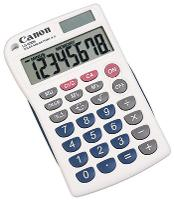 CANON CALCULATOR LS330H HANDHELD