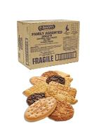 ARNOTTS ASSORTED FAMILY BISCUITS  3Kg 526187