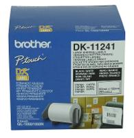BROTHER LABELS DK-11241 SHIPPING 102 X 152mm WHITE