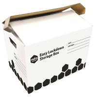 MARBIG EASY LOCKDOWN STORAGE BOX 493307