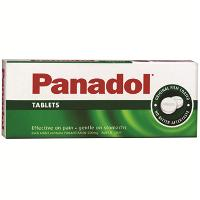 PANADOL TABLETS PKT20