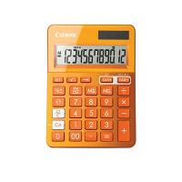CANON CALCULATOR LS123KMOR DESKTOP METALLIC ORANGE