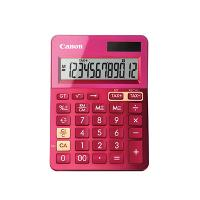 CANON CALCULATOR LS123KMPK DESKTOP METALLIC PINK