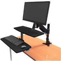 KENSINGTON SMARTFIT SIT STAND WORK STATION HEIGHT ADJUSTABLE RISER