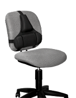 FELLOWES BACK SUPPORT PROFESSIONAL SERIES ULTIMATE 502077