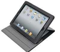 COLLINS IPAD FOLIO BLACK/GREY