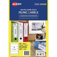 AVERY L7172-25 RING BINDER LABELS  18/S  524492