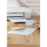 AVERY C32011 CLEAN EDGE LASER BUSINESS CARDS 10UP