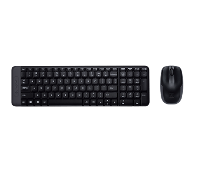 LOGITECH MK220 WIRELESS KEYBOARD & MOUSE