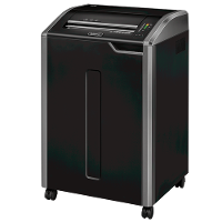 FELLOWES SHREDDER 485CI 28-30 SHEET CROSS CUT