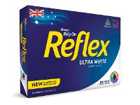 REFLEX A4 80GSM ULTRA WHITE COPY PAPER 520574