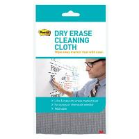 3M DRY ERASE MICROFIBRE CLEANING CLOTH FOR USE ON DRY ERASE SURFACE