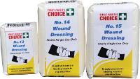 FIRST AIDERS CHOICE WOUND DRESSING NO.14 637844