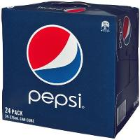 PEPSI COLA 375ML CANS BOX 24