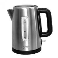 NERO EMPEROR KETTLE 1.7L BRUSHED STAINLESS STEEL