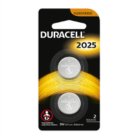 DURACELL DL2025 LITHIUM BATTERY PKT2