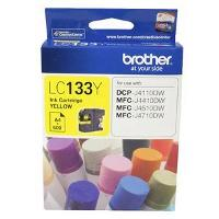 BROTHER LC133Y INKJET CARTRIDGE YELLOW