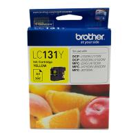 BROTHER LC131Y INKJET CARTRIDGE YELLOW