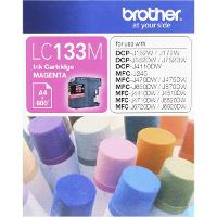 BROTHER LC133M INKJET CARTRIDGE MAGENTA