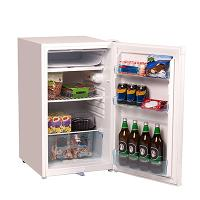 NERO BAR FRIDGE/FREEZER 125L WHITE