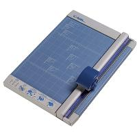 CARL RT-200 ROTARY A4 PAPER TRIMMER GUILLOTINE 310MM 10 SHEET CAPACITY