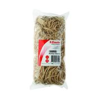 RUBBER BANDS ASSORTED SIZES 500grm BAG