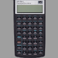 HP CALCULATOR 10BII+ FINANCIAL