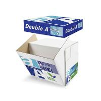 DOUBLE A A4 UNWRAPPED CLEVER BOX 80GSM COPY PAPER WHITE