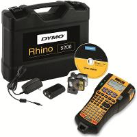 DYMO RHINO 5200 INDUSTRIAL LABELLING MACHINE - HARD CASE KIT ONLY