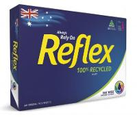 REFLEX A4 100% RECYCLED 80GSM WHITE COPY PAPER 520577